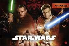 Star Wars Broschur XL - Kalender 2020, Diverse