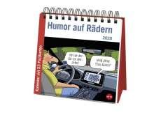 Butschkow Humor auf Rädern Aufstell-Postkartenkalender - Kalender 2020, Diverse