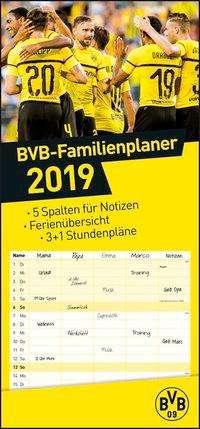 Borussia Dortmund Familienplaner - Kalender 2020, Diverse