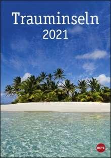 Trauminseln Kalender 2021, Diverse