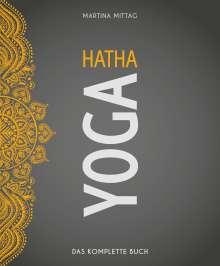 Martina Mittag: Hatha Yoga, Buch