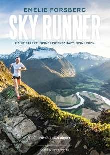 Emelie Forsberg: Sky Runner, Buch