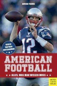 Adrian Franke: American Football, Buch
