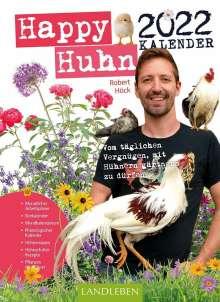 Robert Höck: Happy Huhn Kalender 2022, Buch