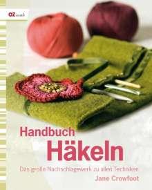 Jane Crowfoot: Handbuch Häkeln, Buch