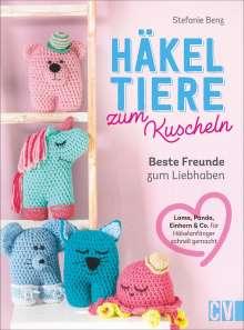 Stefanie Benz: Häkeltiere zum Kuscheln, Buch