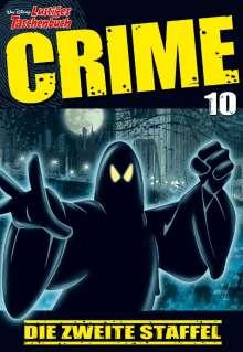 Disney: Lustiges Taschenbuch Crime 10, Buch