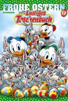 Disney: Lustiges Taschenbuch Frohe Ostern 13, Buch