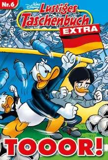 Walt Disney: Lustiges Taschenbuch Extra - Fußball 06, Buch