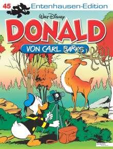Carl Barks: Disney: Entenhausen-Edition-Donald, Band 45, Buch