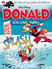 Carl Barks: Disney: Entenhausen-Edition-Donald Bd. 49, Buch