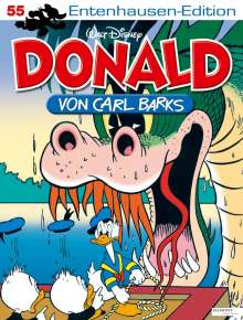 Carl Barks: Disney: Entenhausen-Edition-Donald Bd. 55, Buch