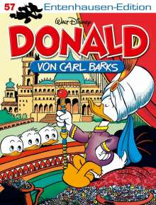 Carl Barks: Disney: Entenhausen-Edition-Donald Bd. 57, Buch
