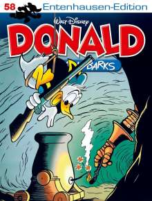 Carl Barks: Disney: Entenhausen-Edition-Donald Bd. 58, Buch