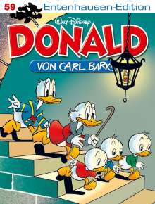 Carl Barks: Disney: Entenhausen-Edition-Donald Bd. 59, Buch