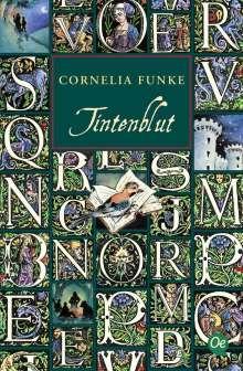 Cornelia Funke: Tintenblut, Buch