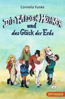 Cornelia Funke: Die Wilden Hühner und das Glück der Erde, Buch