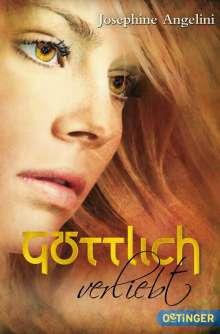 Josephine Angelini: Göttlich verliebt, Buch