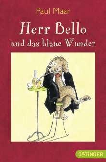 Paul Maar: Herr Bello und das Blaue Wunder, Buch