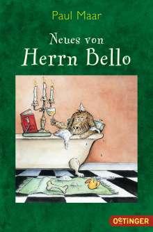 Paul Maar: Neues von Herrn Bello, Buch