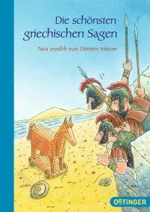Die schönsten griechischen Sagen, Buch