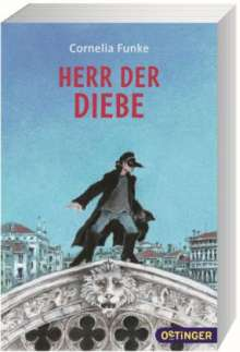 Cornelia Funke: Herr der Diebe, Buch