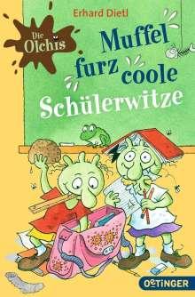 Erhard Dietl: Die Olchis - Muffelfurzcoole Schülerwitze, Buch