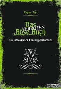 Magnus Myst: Das verboten böse Buch, Buch