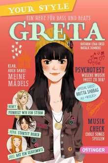Kathrin-Lena Orso: Your Style: Ein Herz für Bass und Beats - Greta, Buch