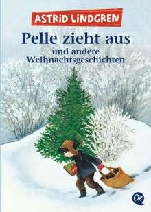 Astrid Lindgren: Pelle zieht aus und andere Weihnachtsgeschichten, Buch