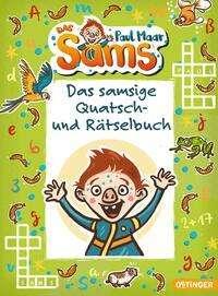 Paul Maar: Das samsige Quatsch- und Rätselbuch, Buch