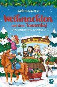 Kathrin Lena Orso: Weihnachten auf dem Tannenhof, Buch