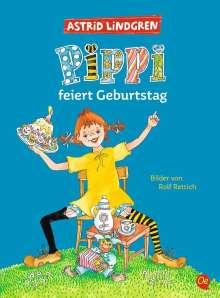 Astrid Lindgren: Pippi feiert Geburtstag, Buch