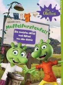 Erhard Dietl: Muffelfurzteufel!, Buch