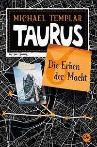 Michael Templar: Die Sternen-Saga 1. Taurus, Buch