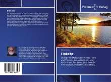 Erhard Griese: Einkehr, Buch