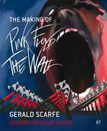 Gerald Scarfe: The Making of Pink Floyd: The Wall, Buch