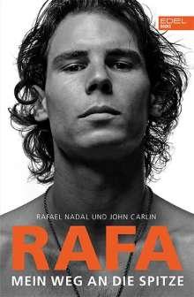 Rafael Nadal: Rafa. Mein Weg an die Spitze, Buch