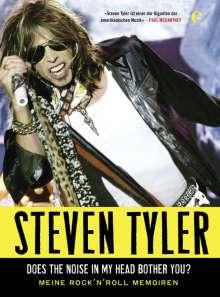 Steven Tyler: Steven Tyler - Does The Noise In My Head Bother You, Buch