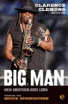 Clarence Clemons: Big Man, Buch