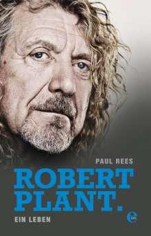 Paul Rees: Robert Plant, Buch
