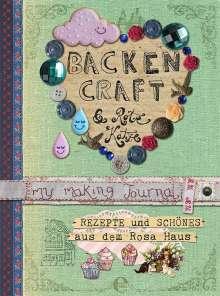 Andrea Stolzenberger: Backen, Craft und Rote Katze, Buch