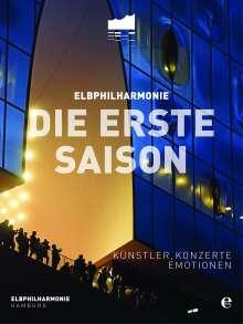 Elbphilharmonie Hamburg - Die Eröffnungssaison, Buch
