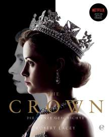 Robert Lacey: The Crown, Buch