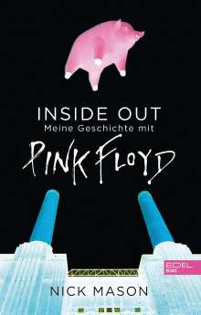 Nick Mason: Inside Out, Buch