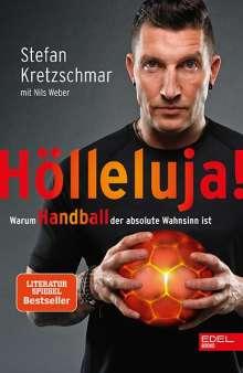 Stefan Kretzschmar: Hölleluja!, Buch