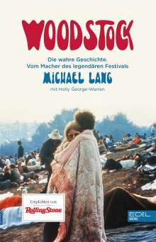 Michael Lang: Woodstock, Buch