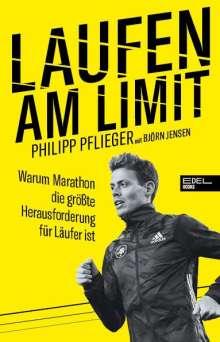Philipp Pflieger: Laufen am Limit, Buch