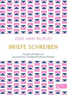Jodi Ann Bickley: Briefe schreiben, Buch