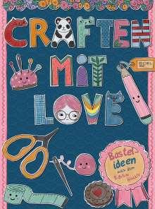 Andrea Stolzenberger: Craften mit Love, Buch